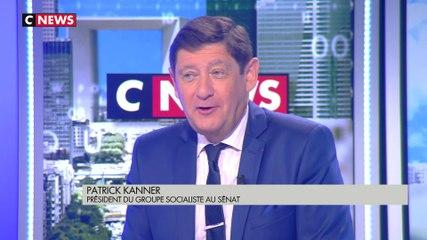 Patrick Kanner - CNews mercredi 6 novembre 2019