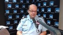 Lt Colonel Philippe Germain (Gendarmerie de l'Hérault) - Une appli pour aider ceux qui sont perdus à retrouver leur chemin.