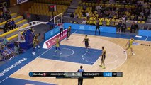 EWE Baskets Oldenburg's best moments at Asseo Arka Gdynia