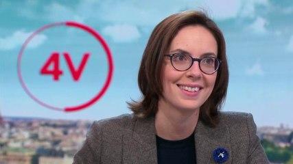 Amélie de Montchalin - France 2 mercredi 6 novembre 2019