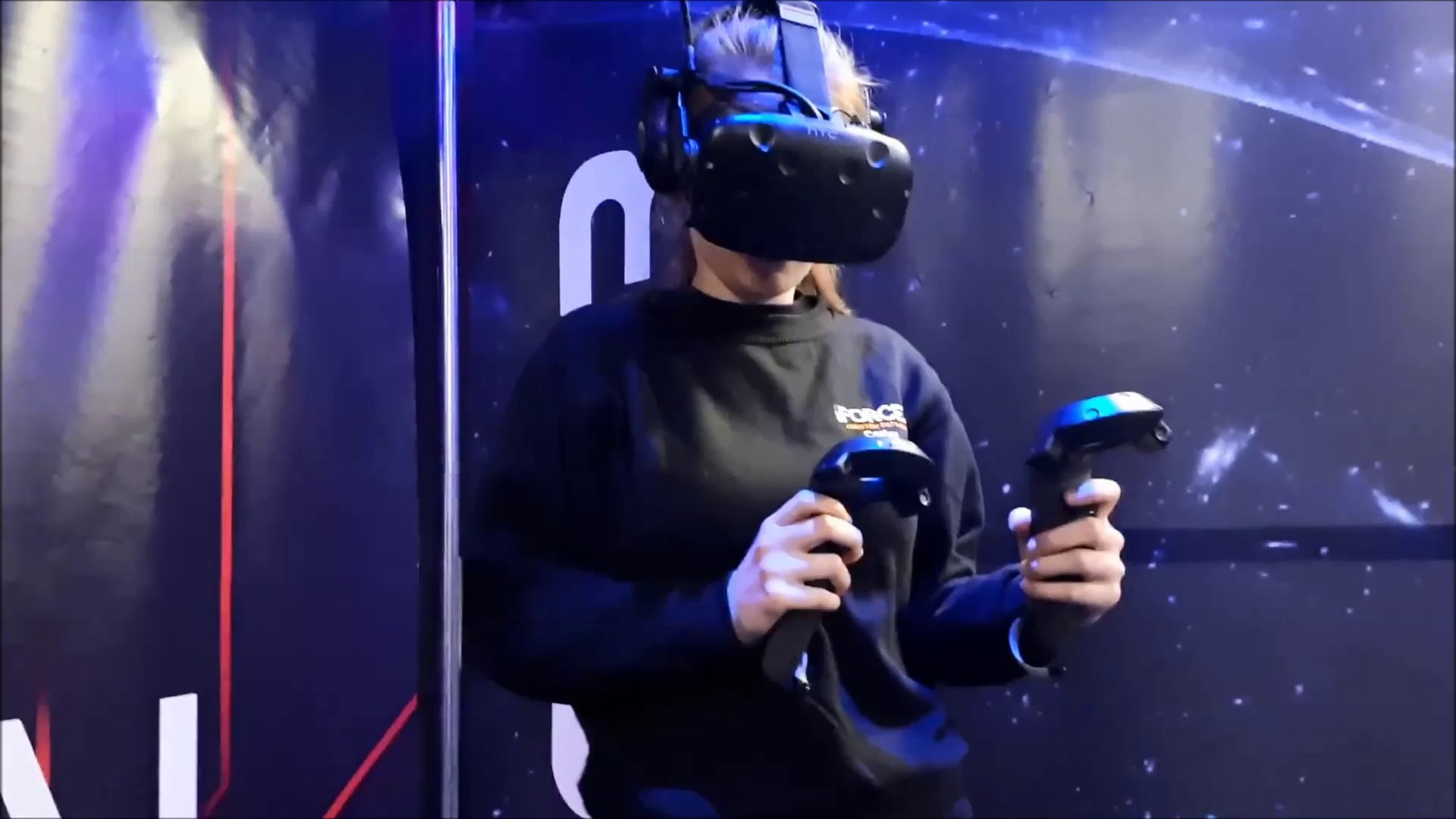 Corby -  new virtual reality games hub  Viral Entertainment really opens for business