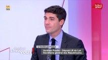 Aurélien Pradié sur les municipales : « Nous allons constater à quel point la République en Marche est hors-sol »