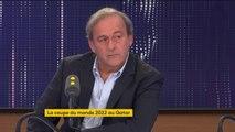"""""""À 64 ans, c'est une dernière aventure, il ne faut pas que je me trompe"""": Michel Platini réflechit à son retour dans le foot"""