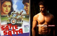 Is Hrithik Roshan walking out of Satte Pe Satta remake
