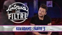 """Kev Adams """"fatigué de lire des conneries"""" sur sa relation avec Iris Mittenaere"""