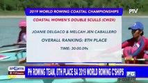 PH rowing team, 8th place sa 2019 World Rowing Championships