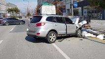 세종시에서 SUV가 주차된 화물차 들이받아 2명 사상 / YTN