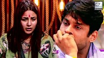 Emotional Shehnaz Breaks Down After Siddhartha's Exit From Bigg Boss House