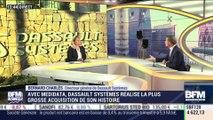 Dassault Systèmes: le rachat de Medidata finalisé – 06/11