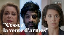 Catherine Deneuve, Vikash Dhorasoo et Sophia Aram lancent un appel pour le Yémen