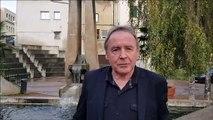 Pierre-Jean Zannettacci, candidat à sa succession à la mairie de L'Arbresle