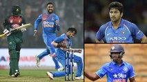 India vs Bangladesh 2nd T20I : India Predicted XI-Two Key Changes Expected || Oneindia Telugu