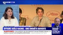 Le parquet de Paris ouvre une enquête préliminaire pour agressions sexuelles après les déclarations d'Adèle Haenel