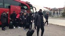 Ligue Europa : les joueurs du Stade Rennais sont arrivés à Cluj