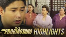 Cardo informs his family about Domeng's condition | FPJ's Ang Probinsyano