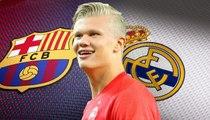 يورو بيبرز: برشلونة وريال مدريد يدخلان سباق التوقيع مع هالاند