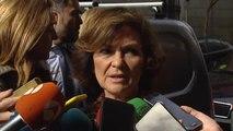 Calvo pide a las derechas que dejen de 'enrendar' con la inseguridad de las elecciones