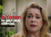Catherine Deneuve et Sophia Aram interpellent Macron sur le Yémen