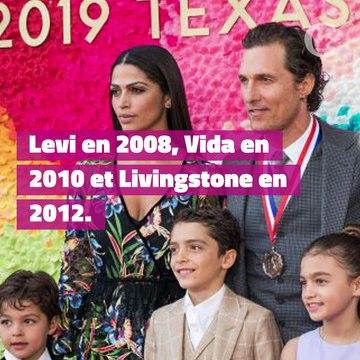 Le couple de la semaine : Matthew McConaughey et Camila Alves