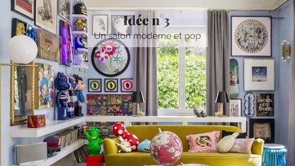 10 idées pour un salon moderne qui mixe les styles