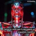 La historia detrás de la creación de 'Terminator'