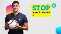 Le footballeur Benjamin Pavard est le visage de la campagne de sensibilisation de la chaîne Cartoon Network contre le harcèlement - VIDEO
