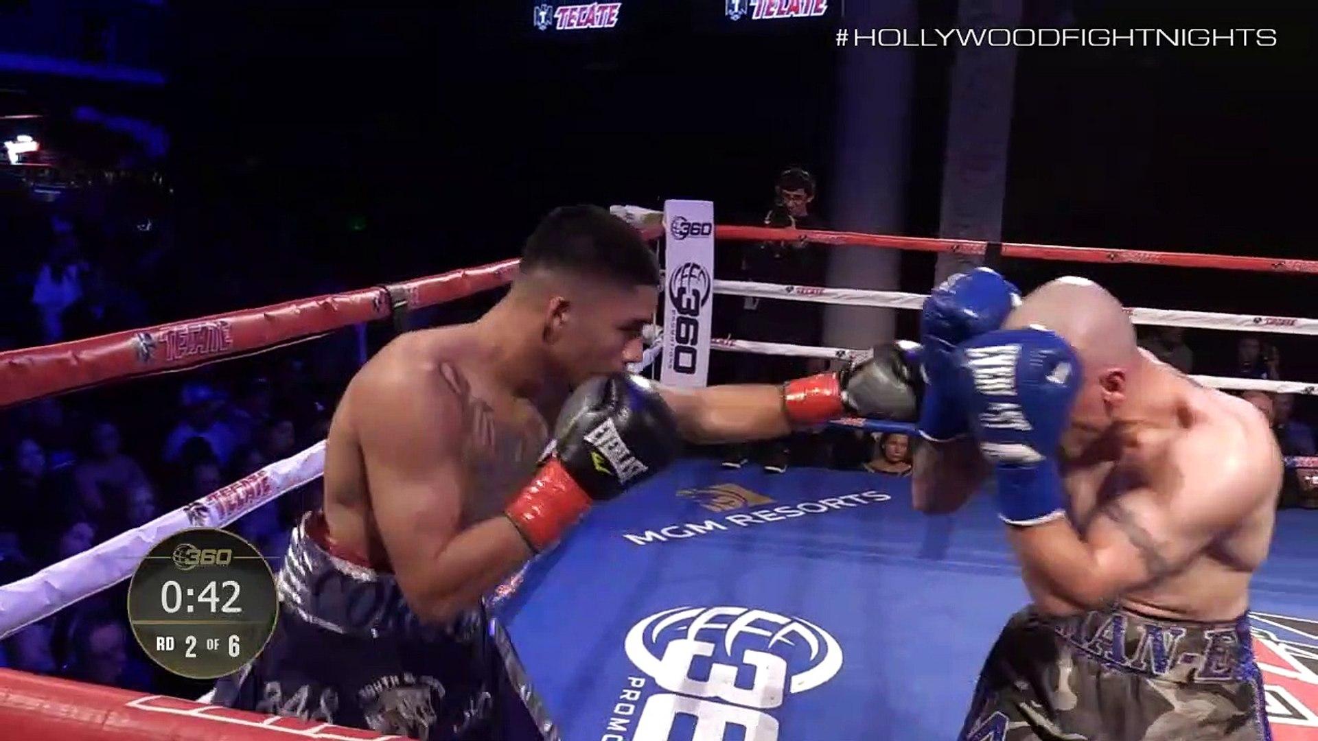 Adrian Corona vs Emmanuel Castro (27-10-2019) Full Fight 720 x 1280