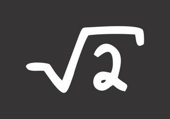 ¿Qué representan las raíces cuadradas?