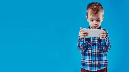 ¿Por qué los niños NO deberían jugar con pantallas?