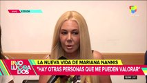 Mariana Nannis regresó a la Argentina e hizo su descargo en el programa Involucrados, ahí habló de los presuntos negocios del pájaro Caniggia con el gobierno de Mauricio Macri