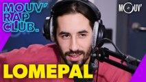 """Lomepal : """"Je n'en veux plus du rap... mais c'est plus fort que moi"""""""