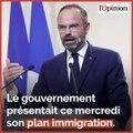 Quotas: Philippe et Pénicaud détaillent la mesure phare de leur plan immigration