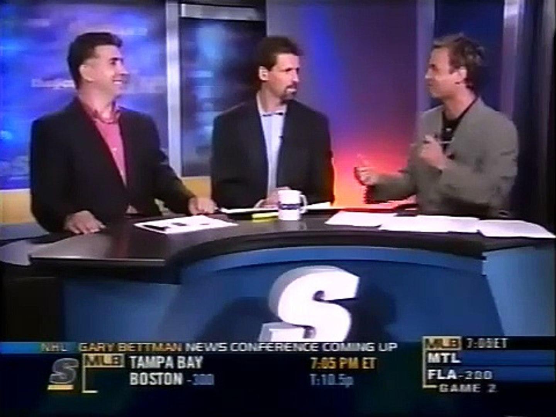 2004 News Gary Bettman Announces NHL Lockout on September 16, 2004