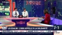 Loi Égalim: l'Ania appelle à la solidarité - 06/11