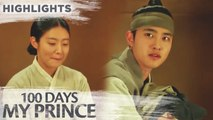 Won Deuk is ready to meet Yi-Seo's brother | 100 Days My Prince