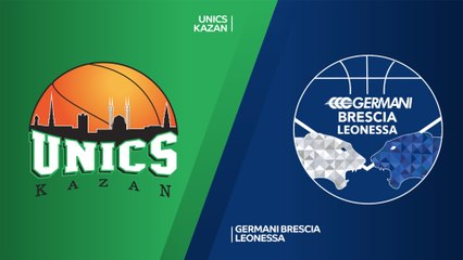 7Days EuroCup Highlights Regular Season, Round 6: UNICS 77-63 Brescia
