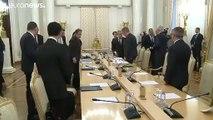 Κοινό Πρόγραμμα Διαβουλεύσεων υπέγραψαν Δένδιας-Λαβρόφ