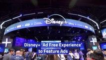 Disney Plus Has Ads