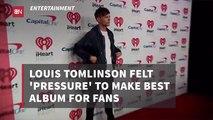Louis Tomlinson's Fan Commitment