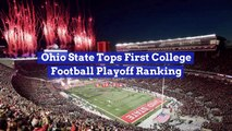 The Buckeyes Are In The Top Spot