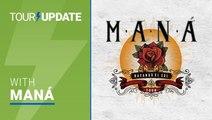 Tour Update: Maná Celebrates 30 Years Of Band Legacy