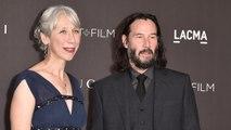 Keanu Reeves' Girlfriend Alexandra Grant Was Confused With Helen Mirren