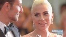 Lady Gaga Breaks Silence on  Bradley Cooper Romance Rumors | Billboard News