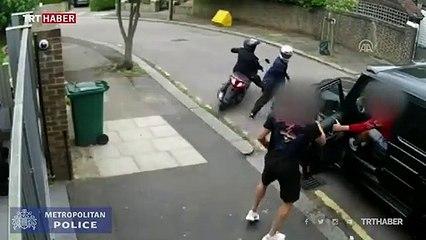 Londra polisi Mesut Özil'e saldırının yeni görüntülerini yayınladı