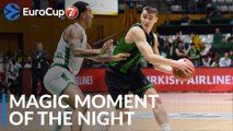 7DAYS Magic Moment of the Night: Neno Dimitrijevic, Joventut Badalona