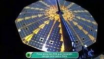 Força aérea dos EUA quer transmitir energia solar para a Terra