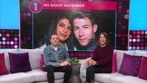 Nick Jonas Says Wife Priyanka Chopra Jonas Was a Fan of His 'Midway' Mustache: 'She Liked It'