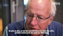 Le journalisme selon le reporter de guerre, Robert Fisk