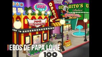 Juegos recomendados - Juegos de Papa Louie