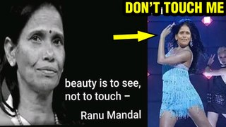 Ranu Mondal 'DON'T TOUCH ME' FUNNY Memes On Social Media | Trolled | Himesh Reshammiya